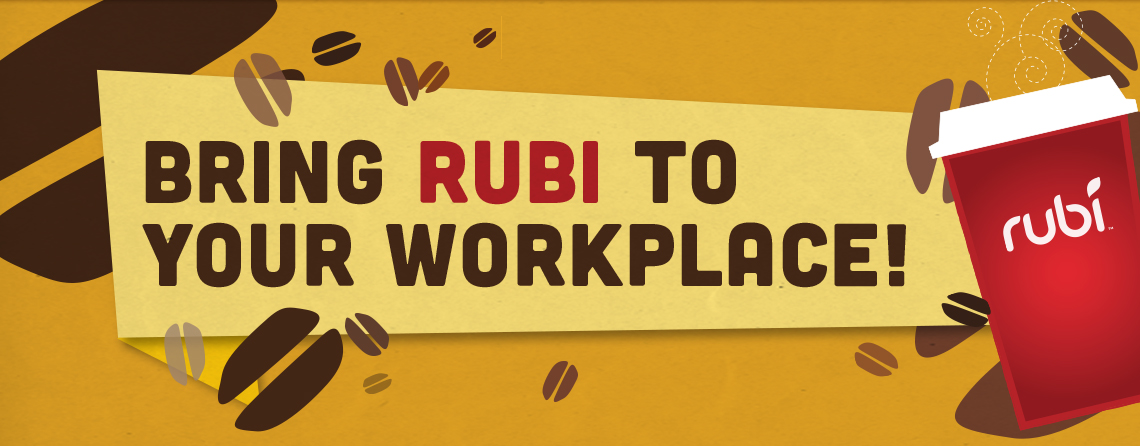 Rubi is your retail solution